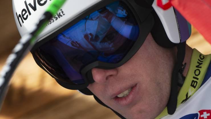 Marc Gisin wird in diesem Winter keine Rennen bestreiten