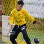 STV-Goalie Taro Diethelm muss sich mit seinem Team gegen Möhlin geschlagen geben.