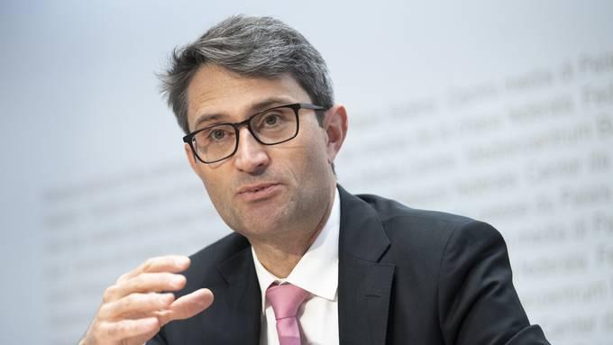 Der Basler Gesundheitsdirektor Lukas Engelberger ist Präsident der Konferenz der kantonalen Gesundheitsdirektoren.