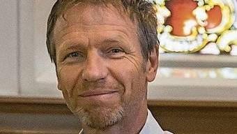 Pfarrer Martin Kuse.