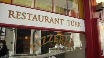 Das Restaurant Türk von aussen.