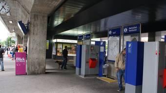Der Bahnhof in Dieitkon: Jetzt ist der Umbau komplett
