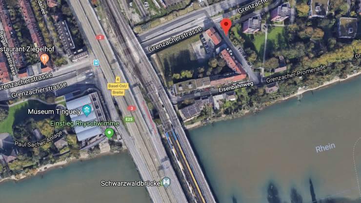 Auf dem Areal Eisenbahnweg soll neuer Wohnraum entstehen.