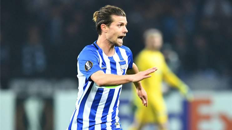 Valentin Stocker ist zurück beim FC Basel.