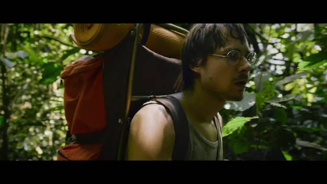 Abenteuerliche Dreharbeiten für den Bruno Manser-Film