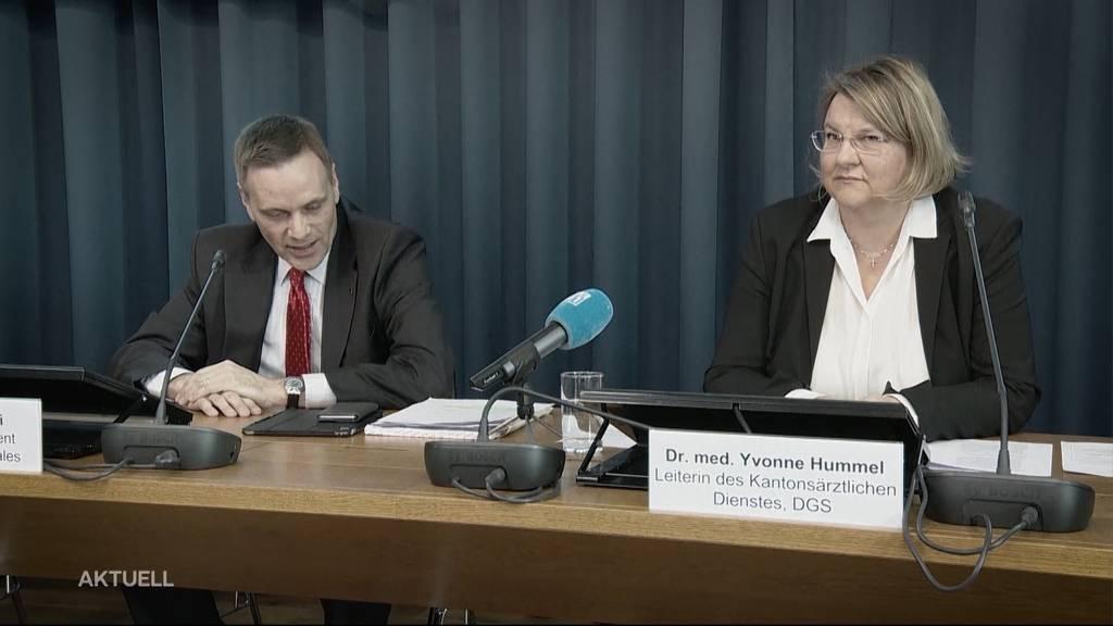 Aargauer Kantonsärztin Yvonne Hummel hat gekündigt
