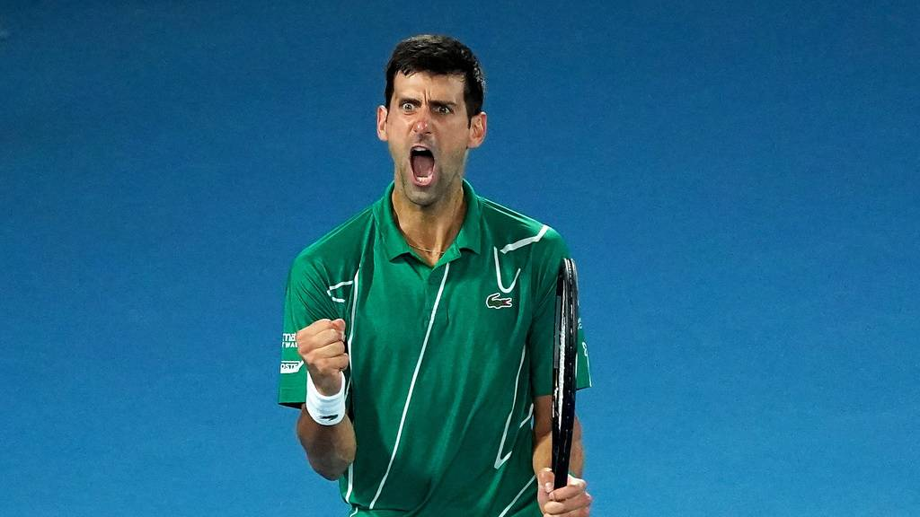 Djokovic holt 17. Grand-Slam-Titel