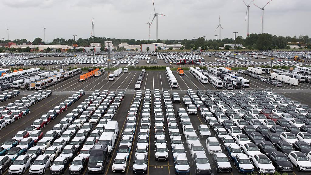Globale Autobranche im Startquartal über  Vor-Corona-Niveau (Symbolbild)