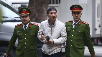 Wurde in Berlin verschleppt und tauchte später in seinem Heimatland auf: der wegen Korruption beschuldigte vietnamesische Geschäftsmann Trinh Xuan Thanh. (Archivbild)