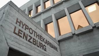 Die Hypothekarbank Lenzburg AG glänzt mit einem soliden Abschluss.  Foto: archiv