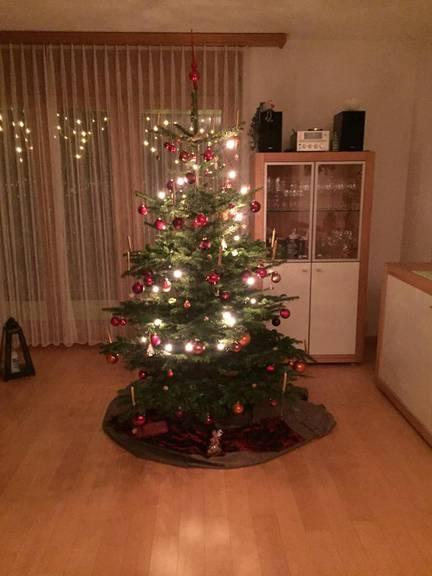 Der Christbaum von Margrit