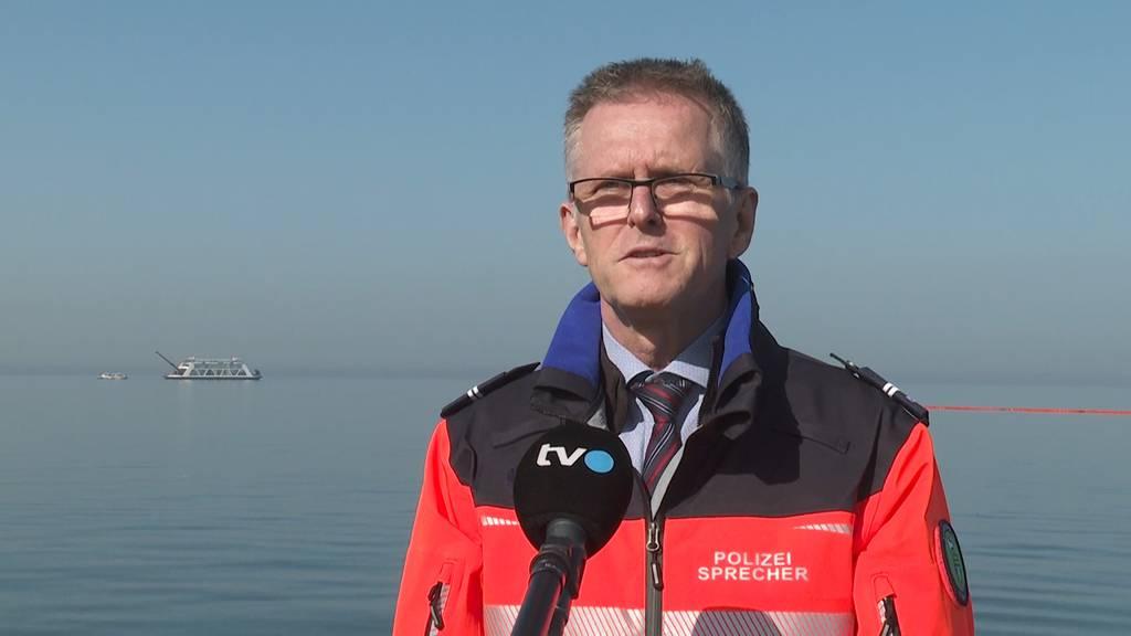 Flugzeugbergung im Bodensee verzögert sich
