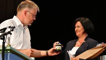 Marianne Meister soll für die FDP in die Regierung