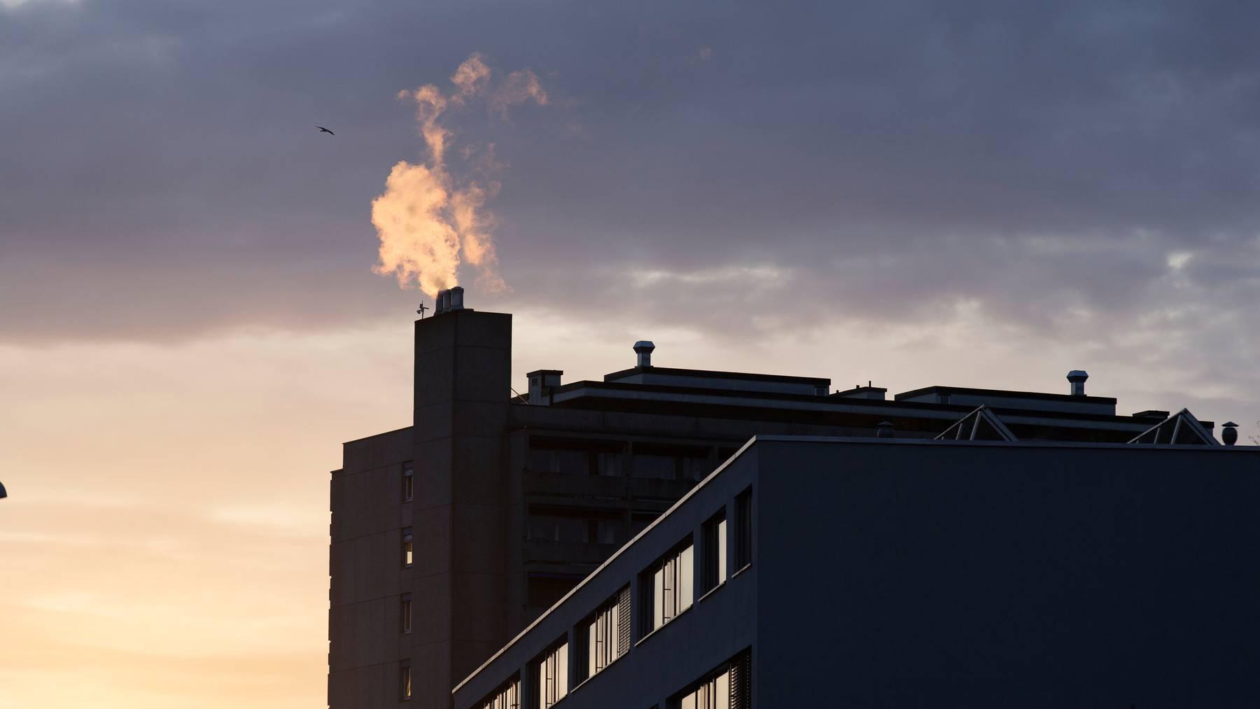 Nur rund ein Drittel der Treibhausgasemissionen der Schweiz gehen auf das Konto der Haushalte. (Symbolbild)