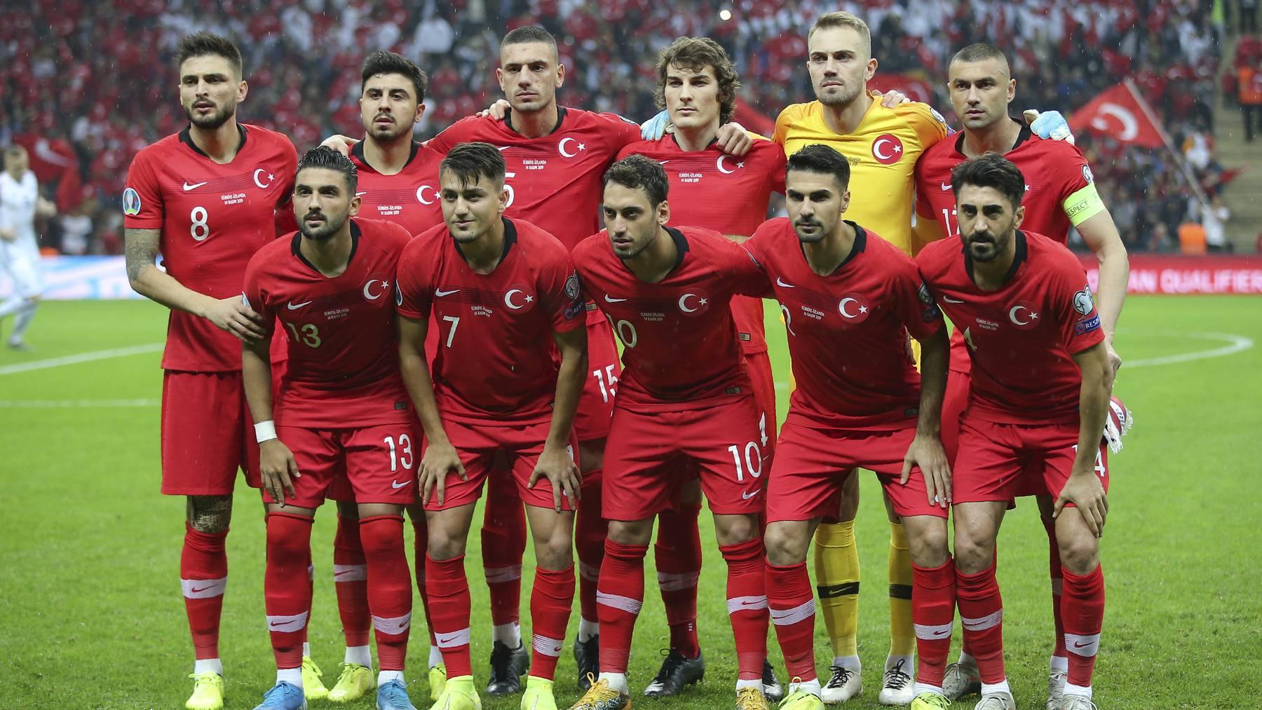Türkische Mannschaft