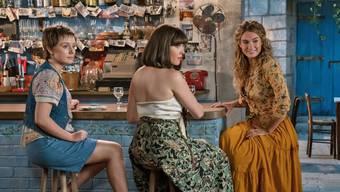 Den Film «Mamma Mia! Here we go again» zeigt Philipp Weiss im Open-air-Kino auf dem Parkplatz von Fricks Monti gleich viermal.