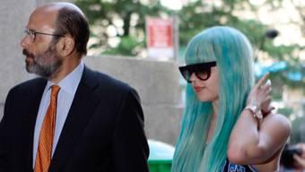 Amanda Bynes letzten Monat vor einer Anhörung (Archiv)