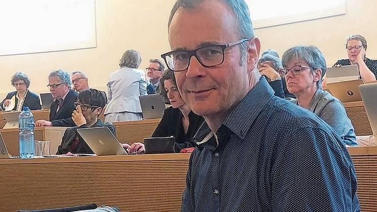 Werner Erni rutschte 2019 nach und muss seinen Platz nun wieder räumen.