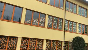 Mehr als eine gute Atmosphäre an den Schulen Fulenbach; im Bild das Salzmattschulhaus.