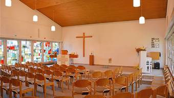 In der reformierten Kirche gehen bald auch Flüchtlingskinder ein und aus. zvg