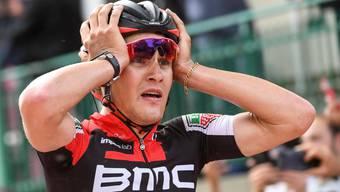 Da war die Welt noch in Ordnung: Am 11. Mai feierte Silvan Dillier in Terme Luigiane mit dem Giro-Etappensieg den bisher grössten Sieg seiner Karriere.