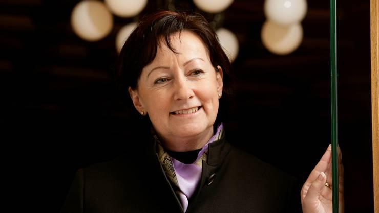 Sylvia Flückiger will Antworten vom Bundesrat