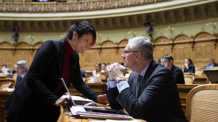 Sandra Sollberger (SVP BL) möchte die regionale Parlamentarier-Gruppe präsidieren, stösst aber auf Widerstand.