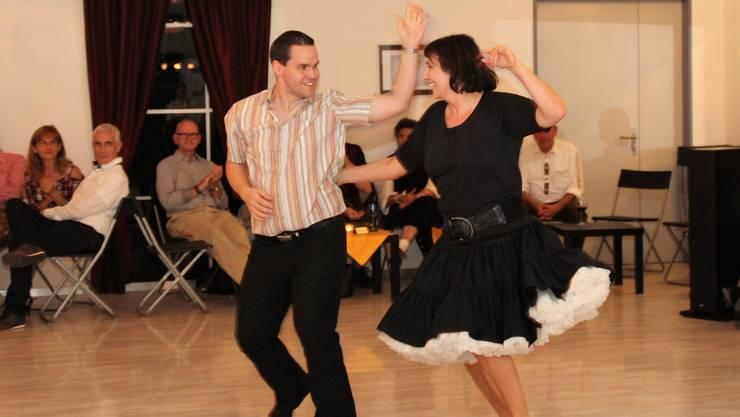 Renato und Patricia
