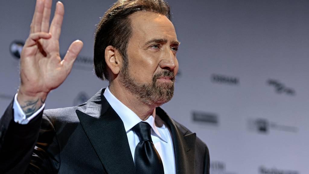 Nicolas Cage ist überall.