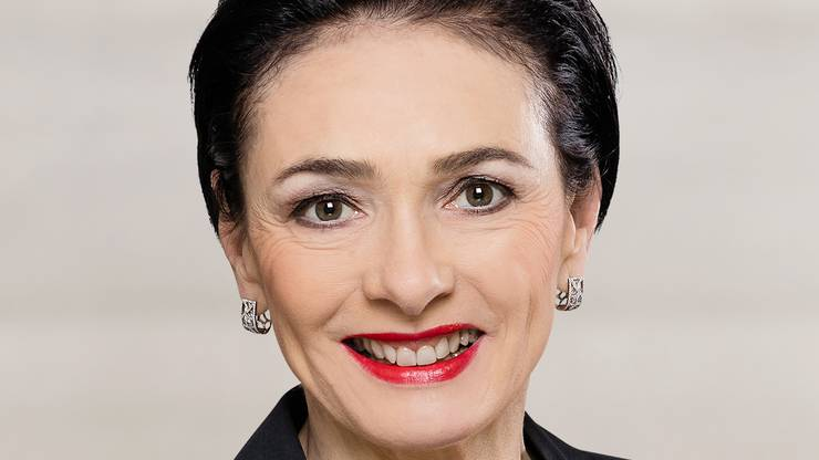 Marianne Binder, Nationalrätin CVP