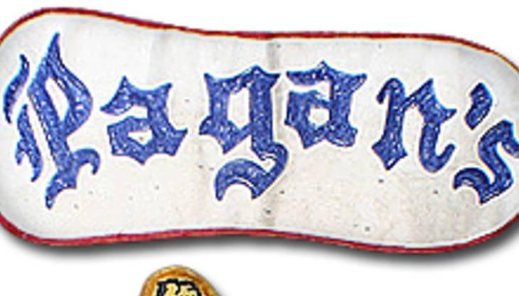 Abzeichen der Pagans