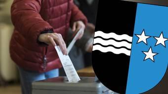 Am Sonntag standen einige Wahlen und Abstimmungen im Aargau an.