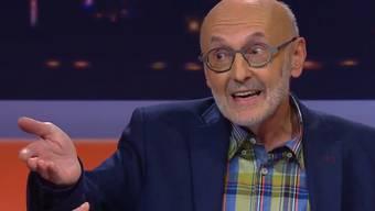 Josef Hochstrasser und Peter Weigl lieferten sich in der Sendung TalkTäglich eine lebhafte Diskussion.