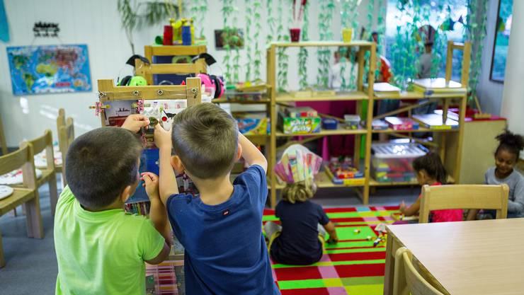 Das Rietbach-Quartier braucht einen Kindergarten, da dereinst rund 3000 Menschen im Quartier leben werden.
