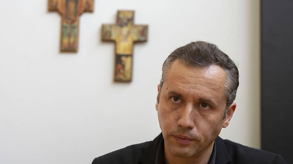 ARCHIV - Roberto Alvim, ehemaliger brasilianischer Kultursekretär. Foto: Eraldo Peres/AP/dpa