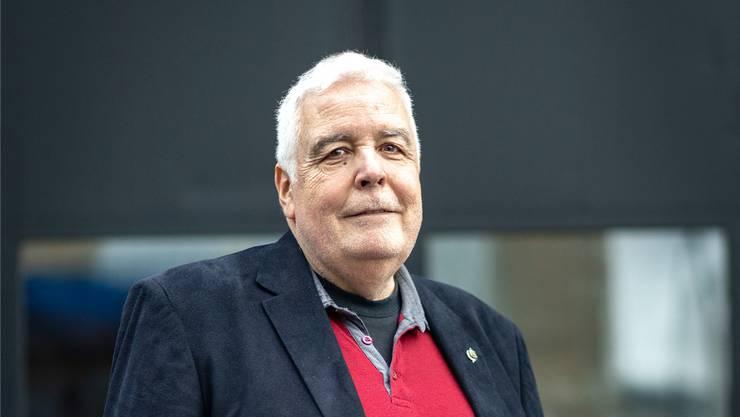 Dieter Stüssi (64) sass von 1994 bis 2000 schon mal im Buchser Einwohnerrat.
