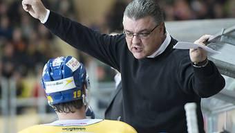 Langenthal-Coach Horak haderte mit der Leistung seines Teams