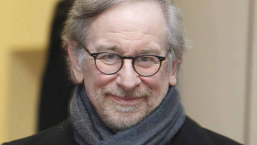 US-Regisseur Steven Spielberg erhält in diesem Jahr die Freiheitsmedaille, welche die höchste zivile Auszeichnung der USA ist. (Archivbild)