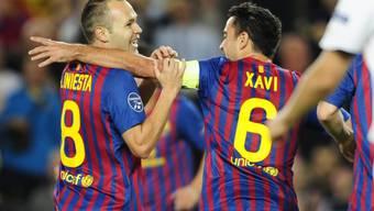Titelverteidiger Barcelona mit Pflichtsieg gegen Pilsen