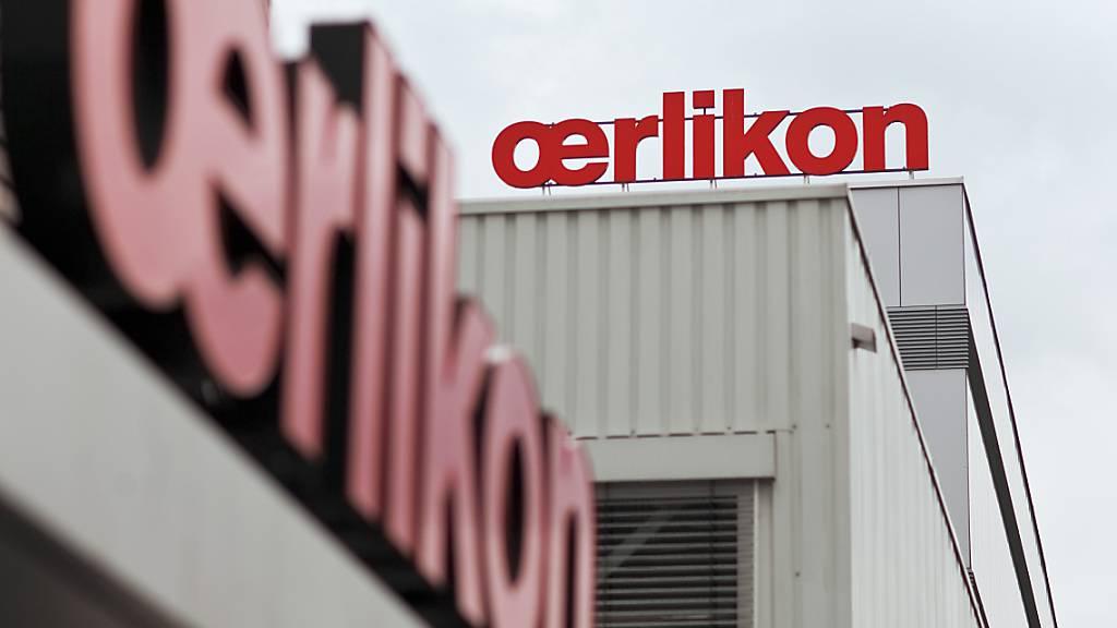 Der Industriekonzern Oerlikon hat im Jahr 2020 einen tieferen Umsatz erzielt und weniger Betriebsgewinn gemacht. (Archivbild)