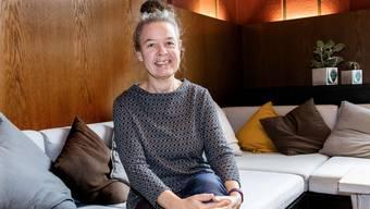 Wenn Marjon Donselaar von ihren Erlebnissen erzählt wirkt sie arriviert und zugänglich.