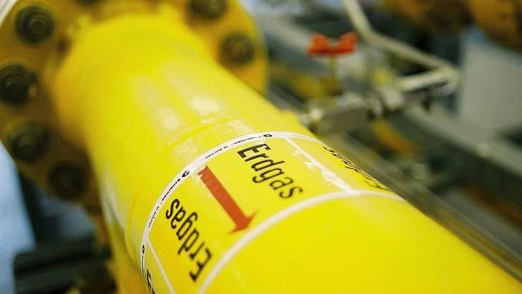 Erdgas und Fernwärme werden für die Kunden der Industriellen Werke Basel (IWB) erstmals seit über einem Jahr wieder teurer (Symbolbild)