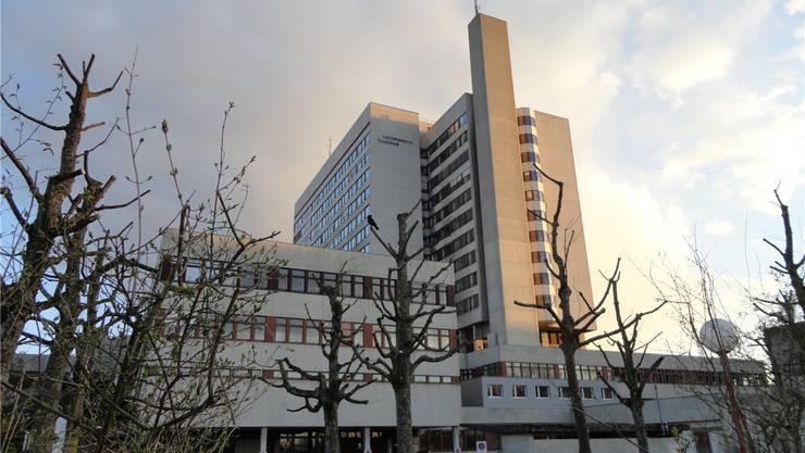 Das Bruderholzspital