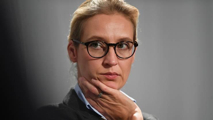 Die rund 130'000 Euro aus der Schweiz hatten AfD-Fraktionschefin Alice Weidel in Bedrängnis gebracht - inzwischen hat die Partei die Bundestagsverwaltung informiert, wo das Geld herkommt.