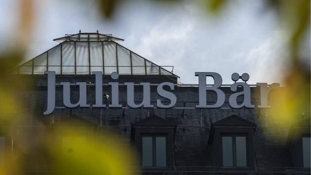 Die Bank Julius Bär baut infolge der Frankenstärke 200 Stellen ab