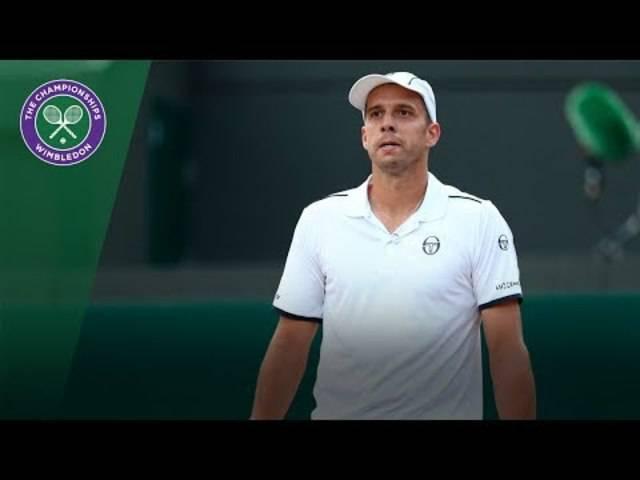 Gilles Muller v Rafael Nadal highlights - Wimbledon 2017 fourth round