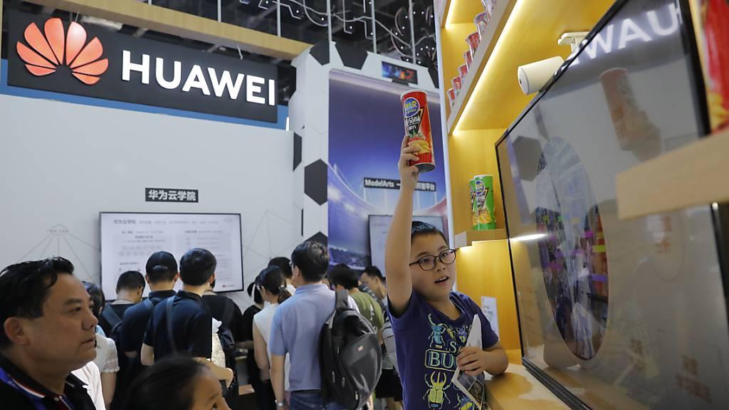 Huawei: USA warben Mitarbeiter für Werksspionage an