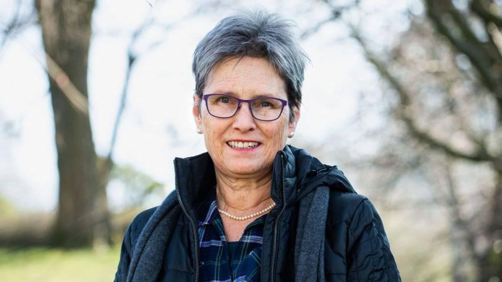 Christiane von May ist «Heldin des Alltags»
