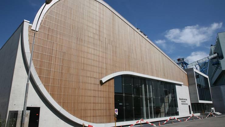 Hier fand am Donnerstag die Gewerbetagung des Basler Gewerbeverbandes statt.