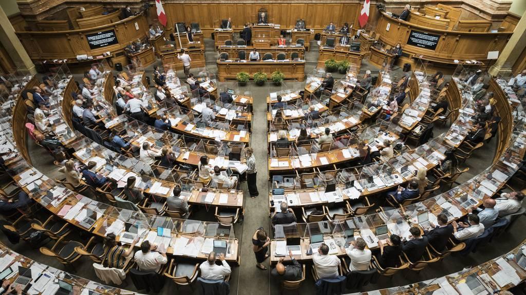 Homeofficefür Nationalrat: Parlamentarier sollen virtuell abstimmen können